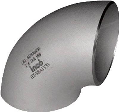 イノック 90°エルボ(ショート) 316ES150A10S [A150502]