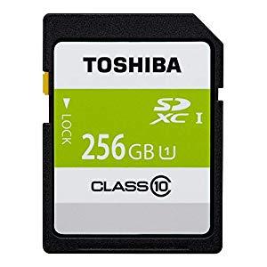 東芝b SDHCカード256クラス10 [43589] SDAR40N256G [F040220]