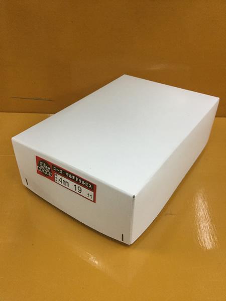 【5日限定☆カード利用でP14倍 [A050307]】ユニーズ マルチドリルビスユニクロ4×19ナベ徳用紙中箱(1095本入)SQ2PH2(四角ビット)-110mm×2本・65mm×3本付 NMD419N-T NMD419N-T [A050307], 完成品:46087264 --- sunward.msk.ru