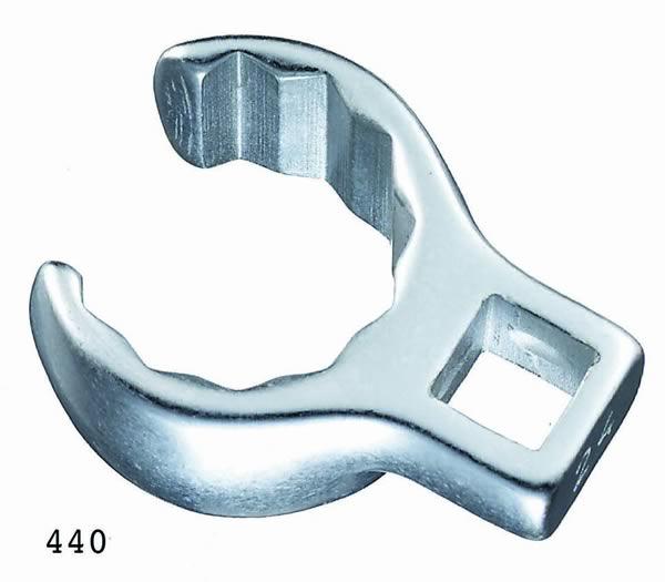 ソケット6.35mm(1/4)ならダイシン工具箱におまかせ! スタビレー STAHLWILLEI 1/4SQクロ-リングスパナ 440-12 [A010522]