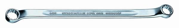 スタビレー STAHLWILLEI メガネレンチ 10゜ HPQ 230A-11/16X3/4 [A010308]