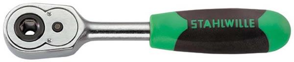ソケット6.35mm 1 高品質 4 ならダイシン工具箱におまかせ スタビレー ビット用ラチェットハンドル 宅配便送料無料 415B A010511 STAHLWILLEI