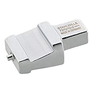 スタビレー STAHLWILLEI トルクレンチ用アダプター (58290012) No.7370/10-2 [A010322]