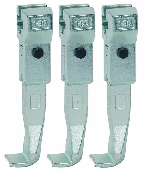 クッコ KUKKO 30-1.30-10用標準アーム 100mm3本組 1-90-S [A011218]