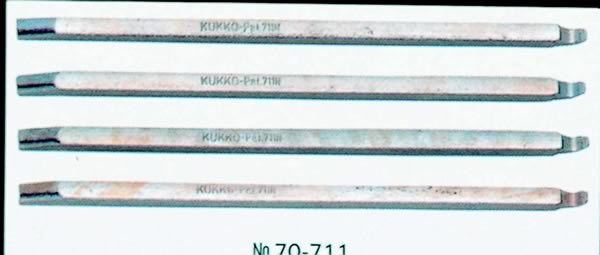 【★4時間限定!獲得最大P10倍!★限定期間注意!】クッコ KUKKO エキストラクター用アーム 290mm リング付 70-4734 [A011218]