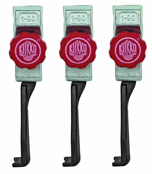 【◆◇スーパーセール!エントリーでP10倍!期間限定!◇◆】クッコ KUKKO 30-3+S用ロングアーム 400mm3本組 3-403-S [A011218]