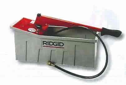 リジッド RIDGID テストポンプ #50072 [A012500]