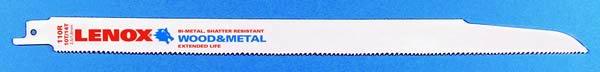 【★4時間限定!店内最大P5倍!★限定期間注意!】レノックス LENOX セーバーソーブレード 25枚 110R/25 [A071010]