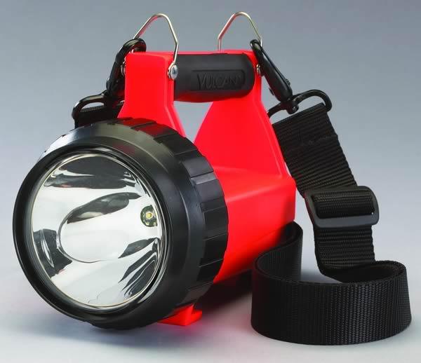 ストリームライト STREAMLIGHT ファイヤーバルカンLED FM AC100V充電器セット #44455 [E011200]