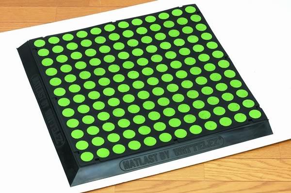 ワテレ WATTELEZ 疲労防止マット 4枚汎用タイプ 50.01.51 [A160807]