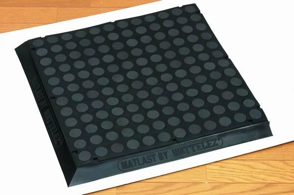 ワテレ WATTELEZ  疲労防止マット 4枚導電タイプ 50.01.53 [A160807]
