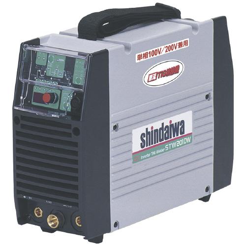 新ダイワ 溶接機TIG(100/200V兼用) STW201DW [A011702]
