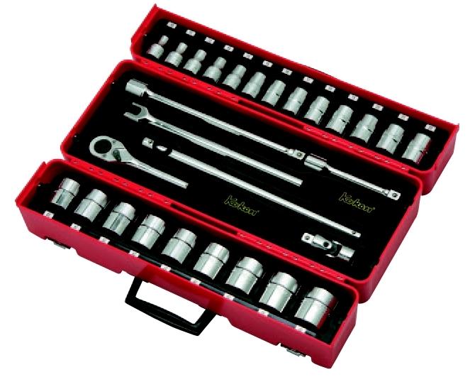 コーケン Ko-Ken 1/2(12.7mm)ソケットセット 28ヶ組 P4241M-06 [A010520]