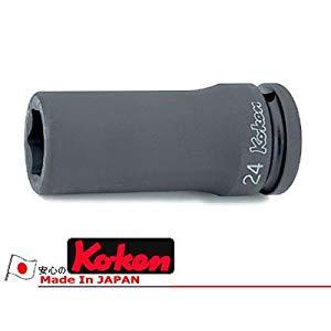 コーケン Ko-Ken 3/4(19mm)SQ. インパクト6角ディープソケット 60mm 16300M-60 [A010817]