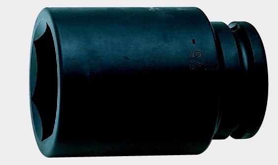 コーケン Ko-Ken 1.1/2(38.1mm)インパクト6角ディープソケット 80mm 17300M-80 [A010920]