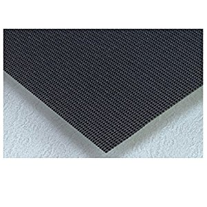 テラモト ダイヤマットAH 黒 45cm×20m MR1431007 [A160810]