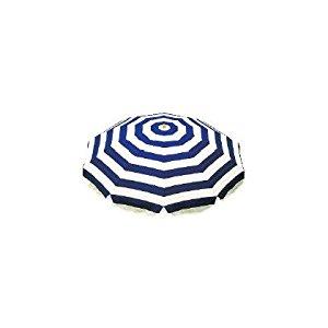 テラモト ガーデンパラソル 319 赤白 MZ-591-319-7 [A160701]
