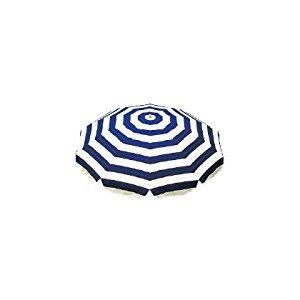 テラモト ガーデンパラソル 319 青白 MZ-591-319-8 [A160701]