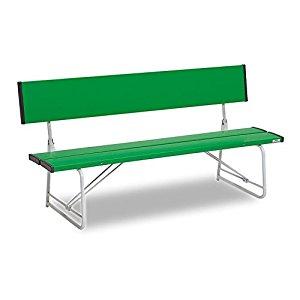 テラモト コマーシャルベンチ1500 折畳 緑 BC-300-215-1 [F010806]
