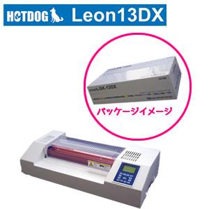 ナカバヤシ ラミネーター A3 6本ローラー ホットドック LEON13DX [F010221]