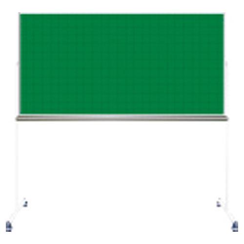 ナカバヤシ 【代引不可】【直送】 グリーンボード 片面脚付 暗線入 ホ-GF-US36X [F010314]
