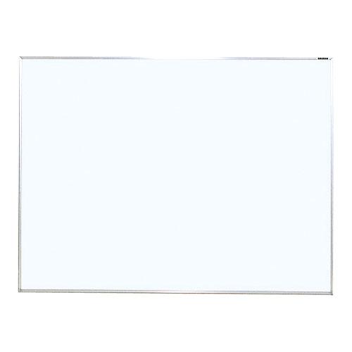 ナカバヤシ 【代引不可】【直送】 ホーロー ホワイトボード 壁掛 無地 ホ-W-U34 [F010304]