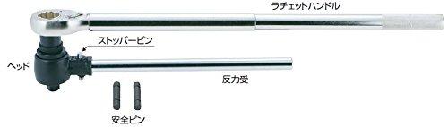 【◆◇スーパーセール!エントリーでP10倍!期間限定!◇◆】ミトロイ ギヤレンチ 3.5倍 350タイプ GR35-350 [A010323]