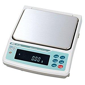 エー・アンド・デイ AND A&D 汎用電子天びんスマートレンジ(0.1g/0.01g)/8.1kg GF8K2 [A030523]