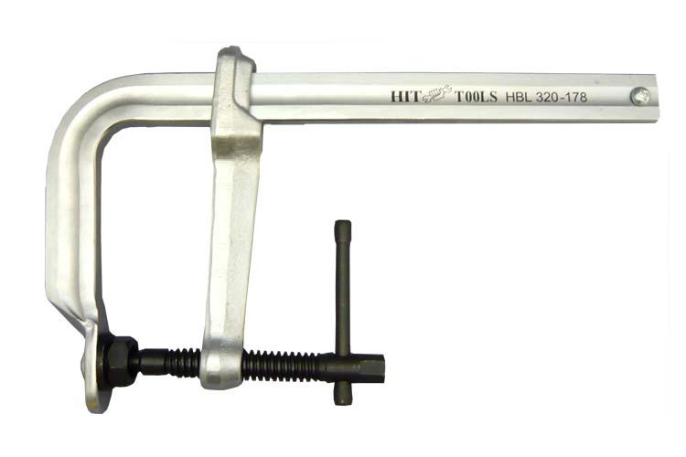 ヒット商事 HIT クランプ(バーハンドル超強力型・HBL) HBL 520-178 [A011810]