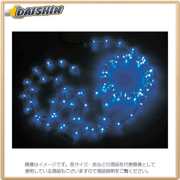 ジェフコム LEDソフトネオン PR3L-E24-08BB [B031107]