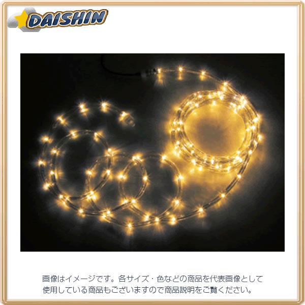 ジェフコム LEDソフトネオン PR3L-E24-08YY [B031107]