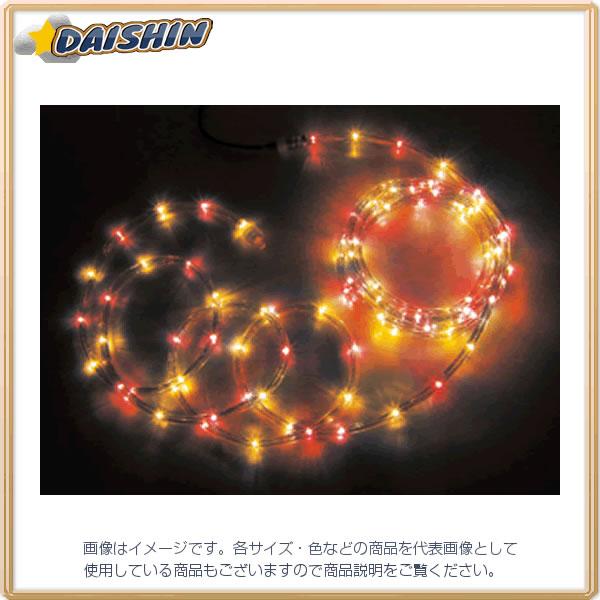 ジェフコム LEDソフトネオン PR3L-E24-08RY [B031107]