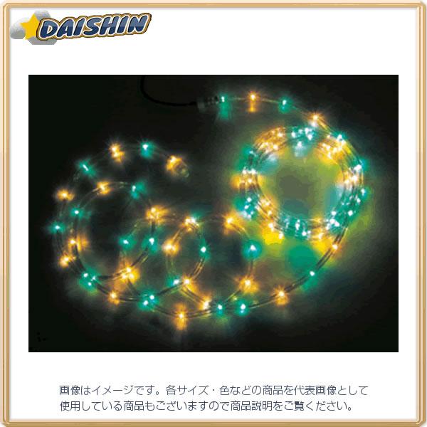 ジェフコム LEDソフトネオン PR3L-E24-08GY [B031107]