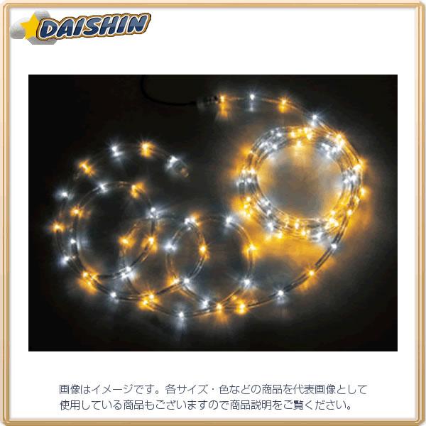ジェフコム LEDソフトネオン PR3L-E24-08YW [B031107]
