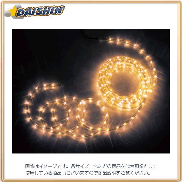 ジェフコム LEDソフトネオン(40mmピッチ)シリーズ PR3S-E24-08YY [B031107]