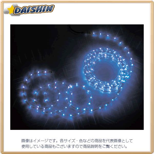ジェフコム LEDソフトネオン(40mmピッチ)シリーズ PR3S-E24-04BB [B031107]