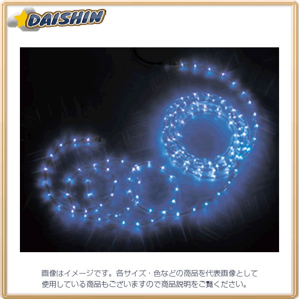 ジェフコム LEDソフトネオン(40mmピッチ)シリーズ PR3S-E24-08BB [B031107]