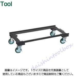 サカエ SAKAE 【代引不可】【直送】 工具管理ユニット用オプション・キャスターベース E-KUCD3D [A180605]
