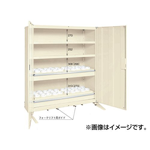 サカエ SAKAE ツーリング保管庫 TLG-150A2FC [A180605]