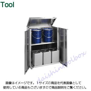 サカエ SAKAE 【代引不可】【直送】 ステンレス 一斗缶保管庫 SU-ITKNA [A180602]