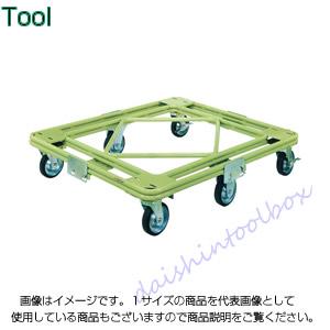 サカエ SAKAE 【代引不可】【直送】 自在移動回転台車 重量型 標準タイプ RH-3G [A130700]