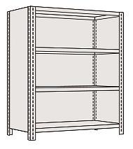 価格交渉OK送料無料 中量棚ならダイシン工具箱におまかせ サカエ SAKAE 格安 価格でご提供いたします 代引不可 直送 別途送料 物品棚LE型 A170809 LWE8124