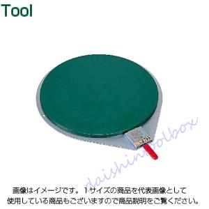 サカエ SAKAE 【代引不可】【直送】 クルクル回転盤・スチール製ゴムマット付 KS-410 [A130110]