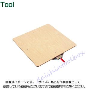 サカエ SAKAE 【代引不可】【直送】 クルクル回転盤・スチール製・合板天板 KS-50T [A130110]