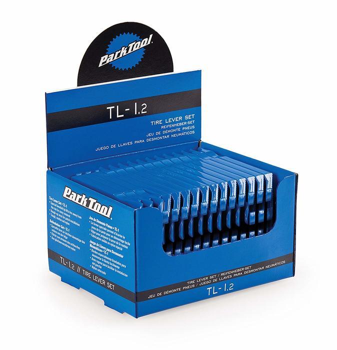 パークツール ホーザン ParkTool タイヤレバーディスプレイボックス TL-1.2BOX [G020303]
