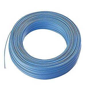エレコム 【個人宅不可】 CAT5E準拠スーパーフラットLANケーブル100m(ブルー) LD-CTFS/BU100 [F040323]