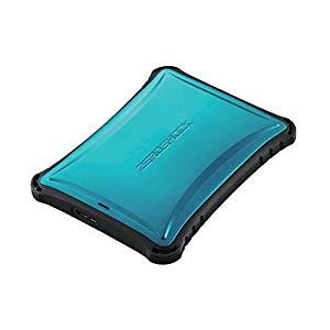 エレコム ポータブルDrive 1TB [314445] ELP-ZS010UBU [F040218]
