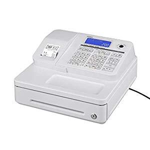 カシオ計算機 電子レジスター SR-S200-WE [42367] SR-S200-WE [E011201]