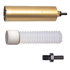 日立部品 ダイヤモンドコアビット組 54mm 2(波形・湿式) 0 [A072200]