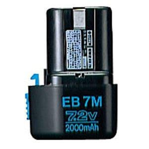 【◆◇マラソン!ポイント2倍!◇◆】日立部品 電池 EB7M [A072102]